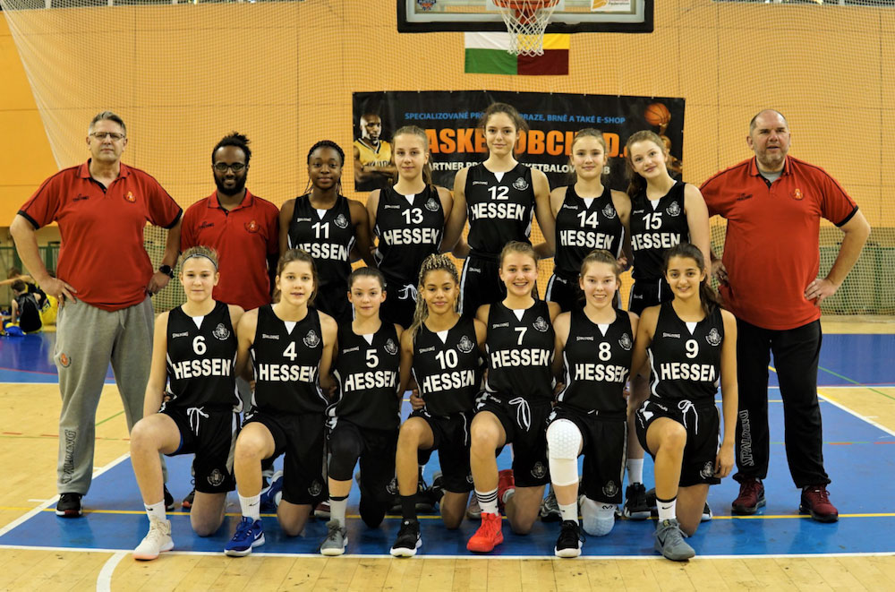 """Hessen-Girls"" beim Christmas-Cup in Pilsen"
